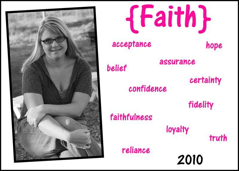 FAITH to post